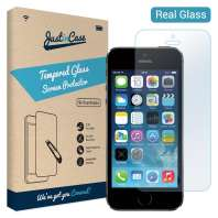 Just in Case Tempered Glass Apple iPhone SE / 5s / 5c / 5 - Arc Edge