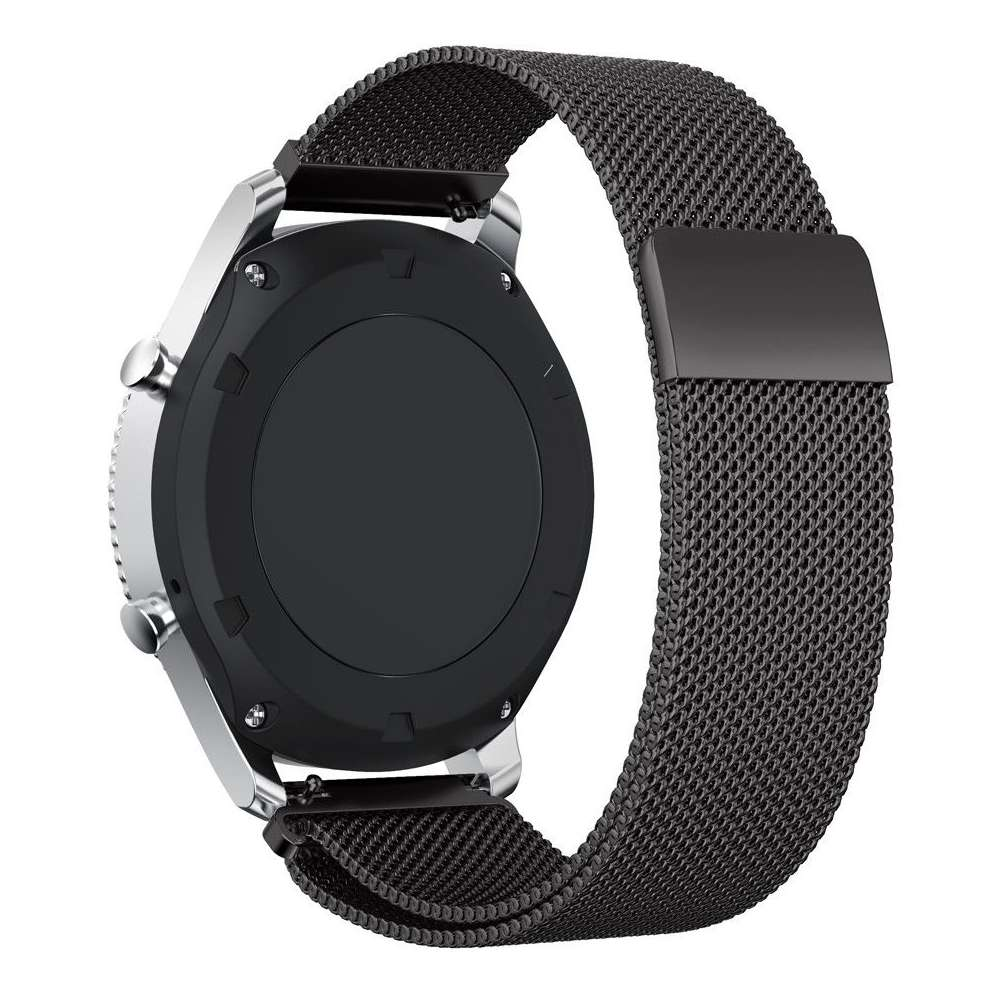 just in case milanees armband voor samsung gear s3. Black Bedroom Furniture Sets. Home Design Ideas