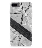 iPhone 8 Plus Hoesje Marble Wood